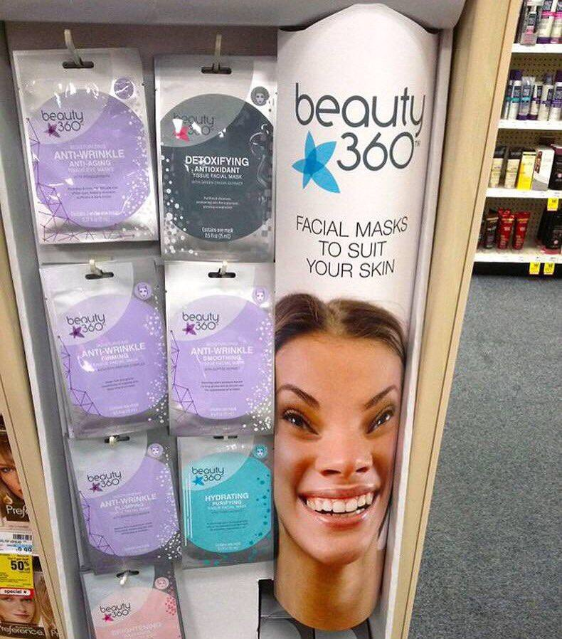 Beauty 360: when product display design isn't fully thought out https://t.co/Z1tV7Q3h2i https://t.co/7MCIFWsVxC