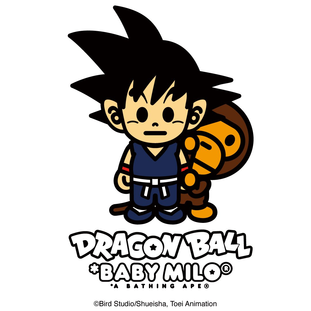 A BATHING APE® x DRAGONBALL COMING SOON! #bape #dragonball #bapedragonball https://t.co/7Lw4tmEYYa