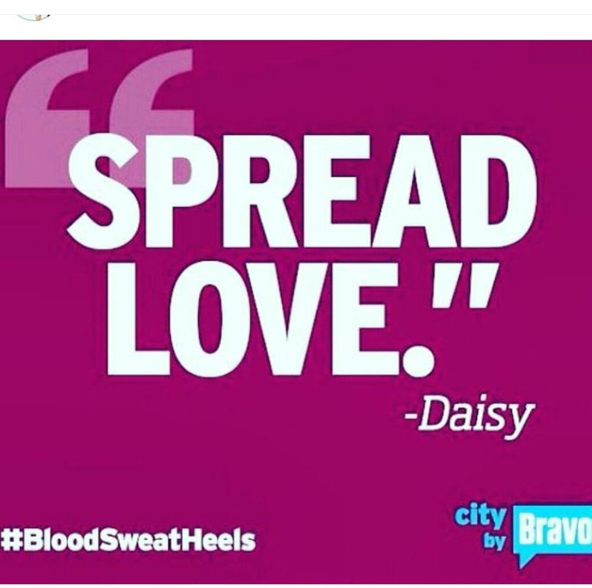 Life is so short for anything else #spreadlove # RIP #daisylewellyn https://t.co/PyXdE3FRsb
