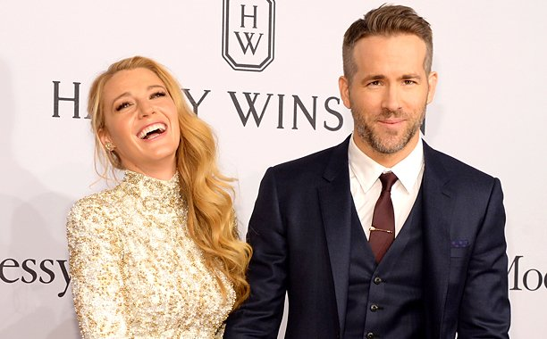 Ryan Reynolds jokes at the MTV MovieAwards about making Blake Lively laugh during sex: