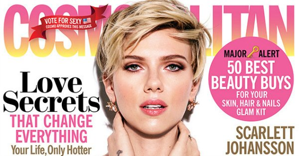 Scarlett Johansson implies she & Ryan Reynolds were too competitive: