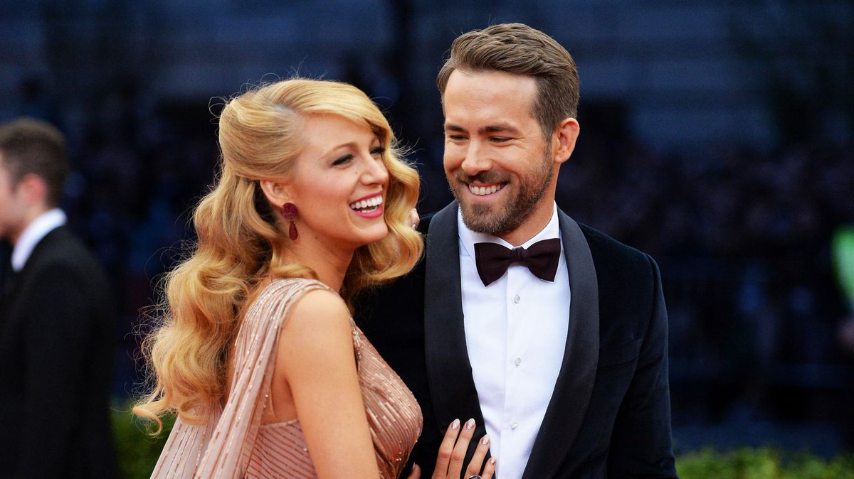 Blake Lively & Ryan Reynolds are reportedly expecting baby 2 🍼: