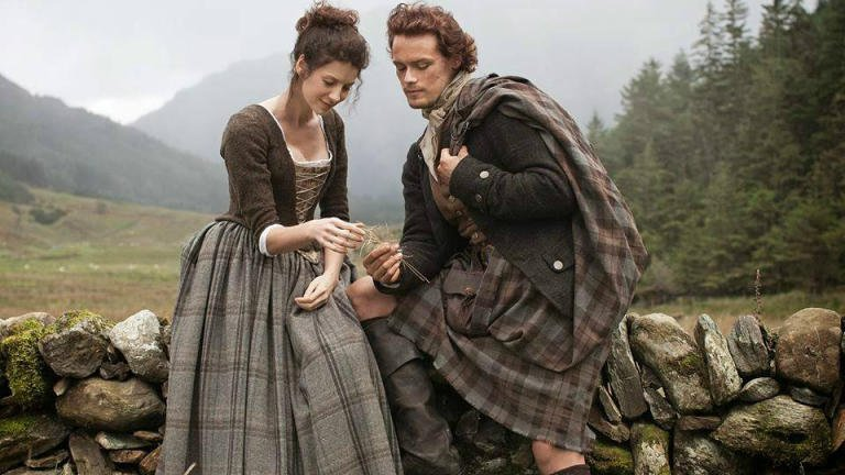 RT @STVNews: Are you a fan of Outlander? Hit time travelling drama encourages tourists to visit Scotland https://t.…