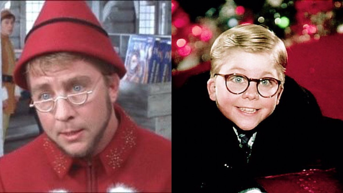 The actor who played ralphie in 'a christmas story,' peter ...