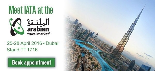 Will we be meeting at ATMDubai next week? Stop by stand TT1716 to talk about