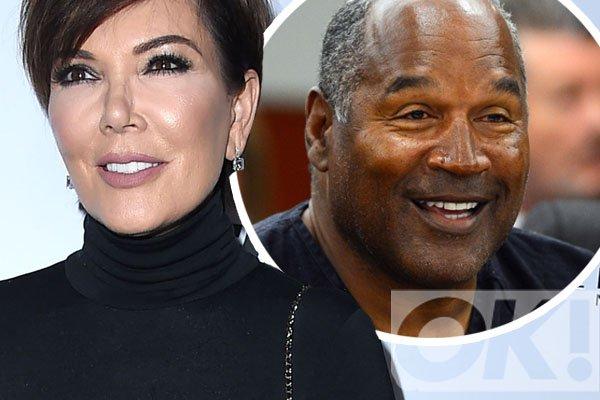 Does OJ Simpson want to romance Kris Jenner?