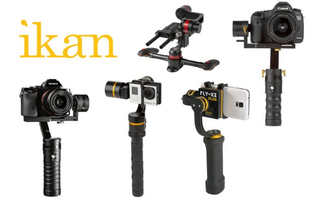 Ikan to Display Their Complete Line of 3-Axis Gimbal Stabilizers at NAB 2016 - https://t.co/6qgevDAHhD #filmmaking https://t.co/10TH5JxndM