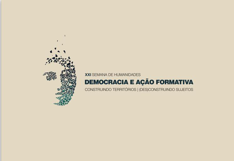 XXI Semana de Humanidades - CCHLA. Informações na página: https://t.co/WCD29OVVpx https://t.co/GqSAFzzHjv
