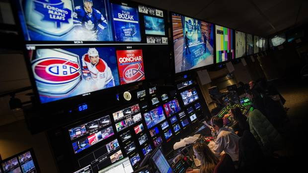 Canadian viewers have an ironic aversion to Rogers hockey broadcasts from @dshoalts