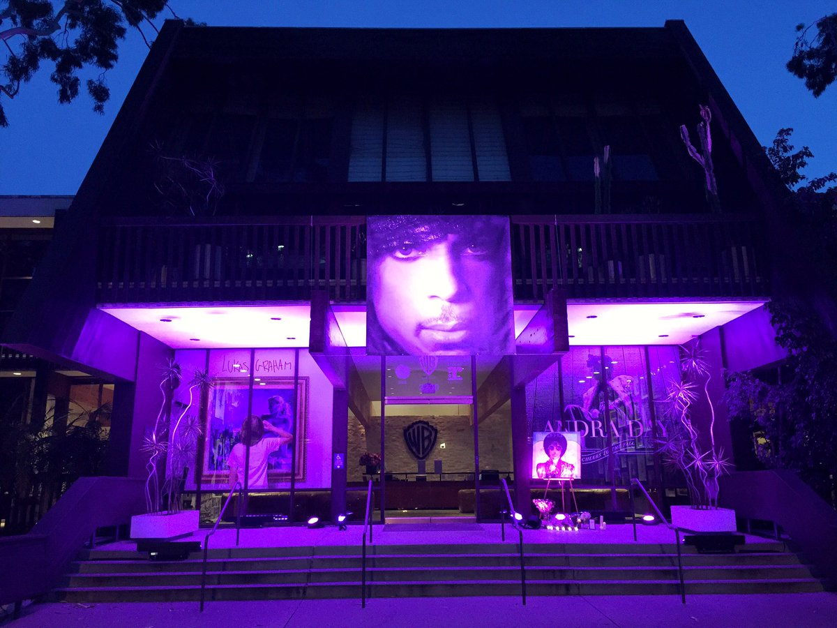 Dearly Beloved...#PrinceRIP https://t.co/XocUCo1lLm