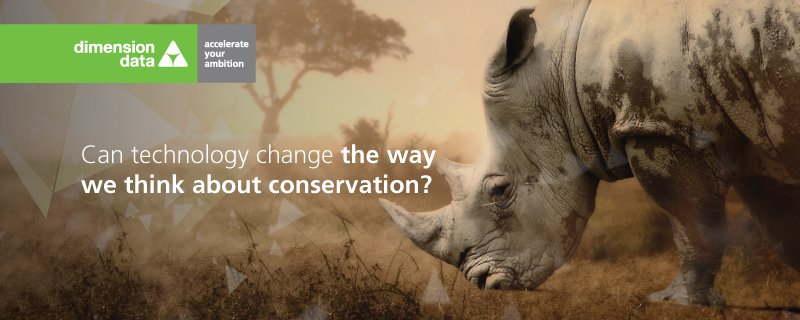 As we celebrate #EarthDay we are proud to announce our #ConnectedConservation project https://t.co/WEmKYiYvxc https://t.co/lmq2n6oVfG