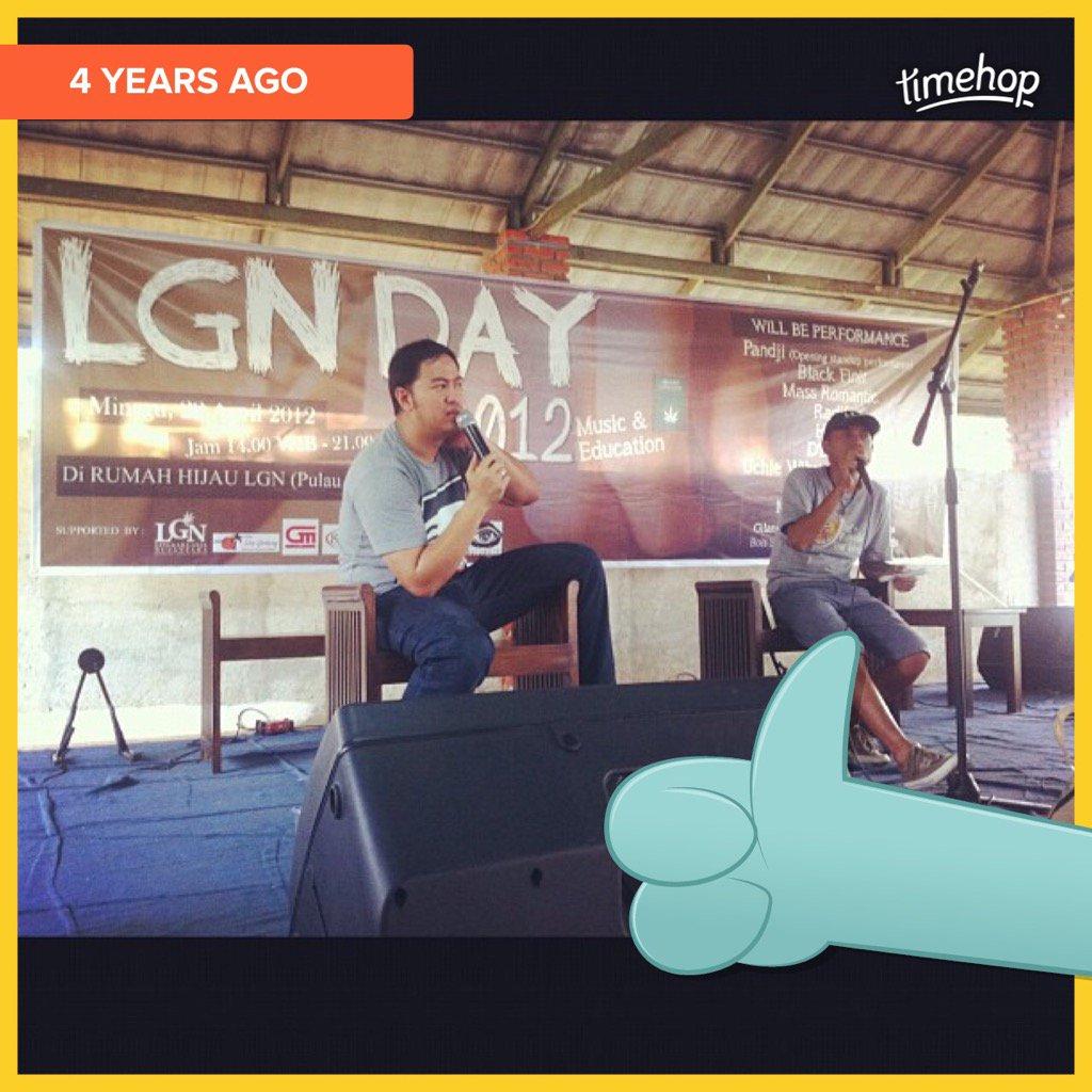 Four years ago lho bang @pandji haha.. Brp taun lg legal nya yak?
