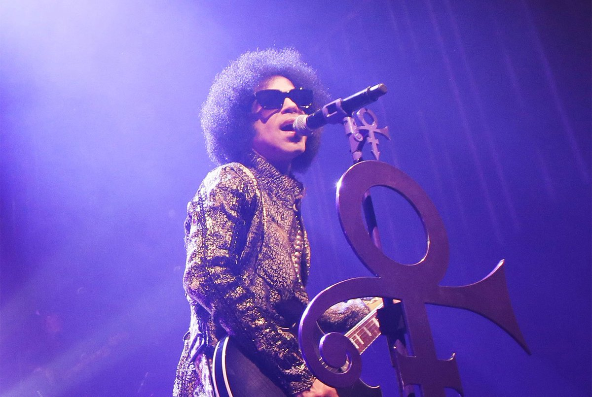 Plan your listening: We'll play #Prince catalogue in alphabetical order starting 6pm CDT https://t.co/GLqyESy2VQ https://t.co/jthVG8qp8o