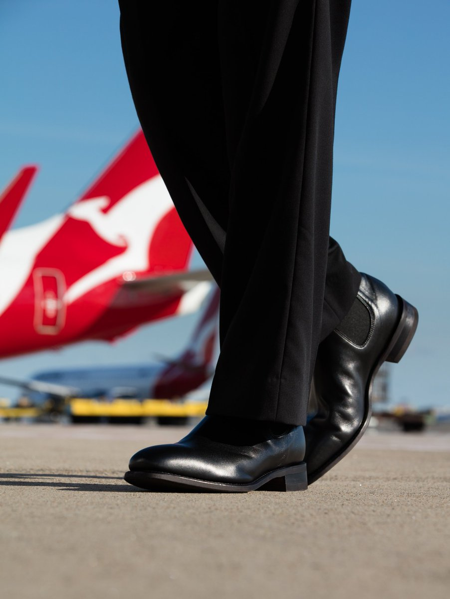 News: Qantas teams up with iconic Australian brand R.M. Williams.