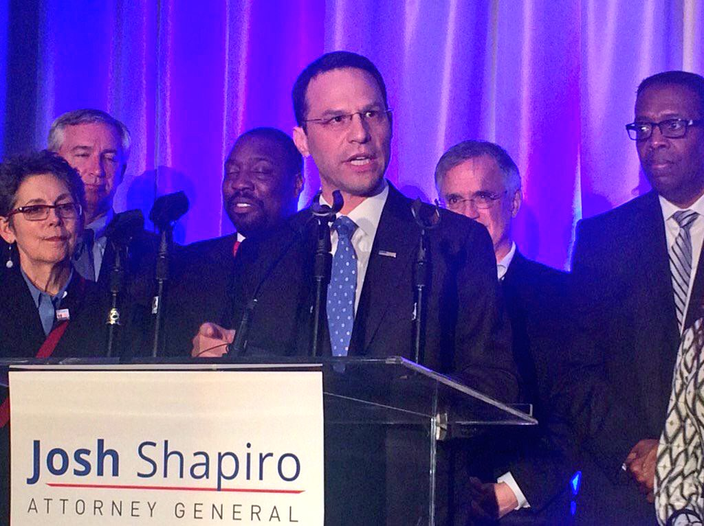 Thank you Pennsylvania Democrats! I am honored and humbled to be your nominee for Attorney General. https://t.co/hAmYCtLhuD