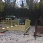 Two new bridges for Waterford greenway were not far away from opening now folks https://t.co/CflSgRn1hj