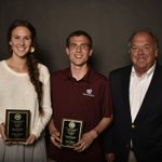 Tyler Shipley received the Ben Cheney Award for Most Outstanding Male Student-Athlete! #LoggerUP https://t.co/PLzeNtnLIa