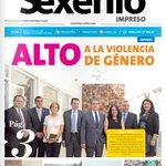 Hoy en #SexenioImpreso de #Puebla: Alto a la violencia de género https://t.co/d5chhaOMCc https://t.co/6R5qgj84CG