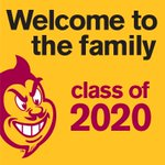 It is Friday, let's turn Twitter GOLD! RT this to welcome our #FutureSunDevil Class of 2020 https://t.co/t77W7VYI8r