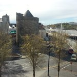 The splendid view of the Suir from my room in @TowerHotel A weekend of history, culture and memories in #Waterford https://t.co/0nsU3JnBzV