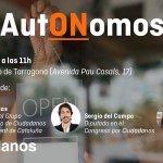 Este sábado, a las 11 horas, en Tarragona estará @InesArrimadas @sdelcampocs y @cferreroromero en el Acto AutONoms https://t.co/WzJwWS289K