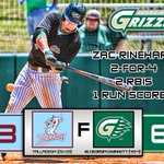 VICTORY! #1 @GGC_Baseball defeats @DegaTornadoes 6-3 to pick up its 49th win of the season! Go Grizzlies! https://t.co/Gh2Sw2v67W