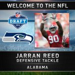 Welcome to Seattle, Jarran Reed! #Seahawks #pick49 #NFLDraft #k5sports https://t.co/Igym5axXqj