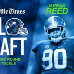 JUST IN: With the 49th pick in the #NFLDraft, the Seahawks take DT Jarran Reed from Alabama. https://t.co/K3q6K0QrwF https://t.co/s9zaBy3ONe