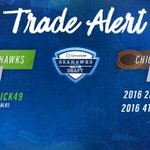 ???? TRADE ALERT! Heres how we acquired @1j_reed. We get: #Pick49 (R2) @ChicagoBears get: #Pick56 (R2) #Pick124 (R4) https://t.co/dtqhrrlsJ5