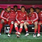 [#Bundesliga] Le banc du Bayern Munich aujourdhui.. https://t.co/je46JIYYPC