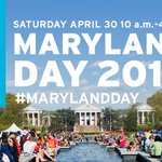 TODAY IS #MarylandDay!!! Enjoy your Sat. playing games, dancing, singing @TheClariceUMD https://t.co/sPecS7tCLc https://t.co/Xb2je6MLRQ