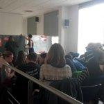 Schnappschuss aus dem Workshop 4: Integration. #druckmachen https://t.co/veAS8ZRDEj