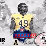 Congratulations to @superblair_49 on being selected by the @49ers in the 5th round of the 2016 #NFLDraft https://t.co/IilcrTxUMq