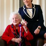 Love this #SP16 photo. We do indeed stand on the shoulders of giants, none more so than Winnie Ewing. #BothVotesSNP https://t.co/n5Bs3eq75K