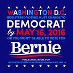 MT RT abowersock: RT SusanMaylone: Grandparents for Bernie Sanders Washington DCs primary is CLOSED.… #BernieStrong https://t.co/tOM480SZRh