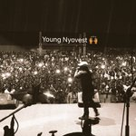 Young Nyovest... Thank you Zambia, Livingston was next level buck! https://t.co/mqrNDnjHAI