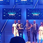Congratulations to @RobertoZambia for winning a #NAMA last night. 🙌🙌👏👏👏👏 Im very proud to be Zambian! ✊✊✊🇿🇲 https://t.co/J6lp1apYWa