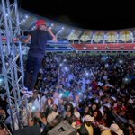🌊🌊🌊🔋🔋🔋🔥🔥🔥 Zambia Love! #StarboyworldTour !! https://t.co/BMyCF5wnv9