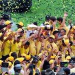 El 1 de Mayo de 1925 fue fundado @BarcelonaSCweb el equipo más popular del Ecuador #91AnosDeGloria https://t.co/WmBGgd16qz