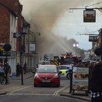 Fire in Stony Stratford. Still want to close  Great Holm @Bucksfire @Zoenolan3 @Pete_Marland @OneMKNews @mk_citizen https://t.co/MwB4cAZU08