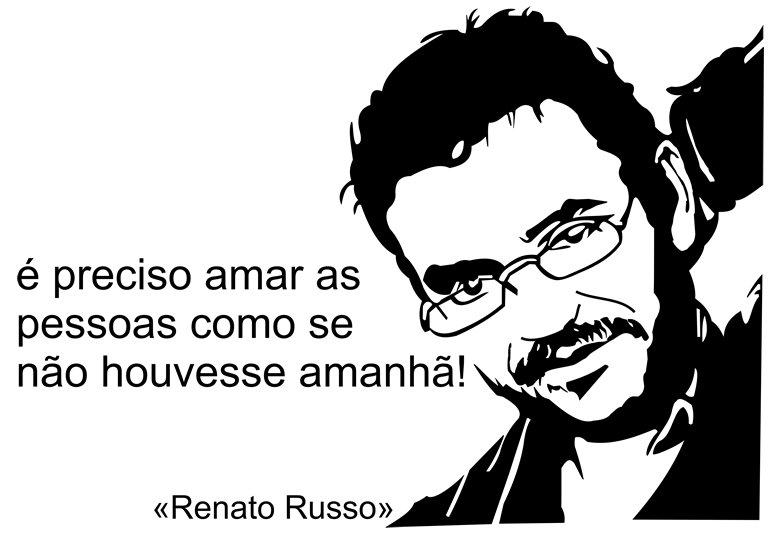 Inspiração da manhã: Renato Russo #music #song https://t.co/35ghnBWZru