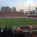 Genel Bşk. Yrd. Sn. Ömer Çelik ile Adanaspor - Alanyaspor maçındayız.Adanasporumuza Süper Ligde başarılar dilerim. https://t.co/ffAFAzRYgZ