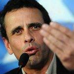 Capriles: Vamos a mandarle crema cero a Jorge Rodríguez y Nicolás https://t.co/d9XA47sIHf    https://t.co/nQj2uKpA9j