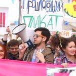 Пока мы праздновали 1 мая и Пасху, Лоскутов в Новосибирске провёл свой митинг, собирая школоту для отделения Сибири. https://t.co/g2EMH9UfTK
