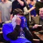 Seis minutos de acréscimo. Segue: Chelsea 2x2 Tottenham https://t.co/GtZXeuXLhG