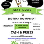 Its almost here! Still room for teams! @BGCofRD #slopitch #baseball #greatcause #community #giveback https://t.co/DFcVLwEVYj