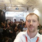 So Im keynoting at Infosecurity Denmark and apparently Im presenting full house. #infosecdk glad to be here. https://t.co/F824xatC0N