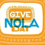 Its #GiveNOLA day! Help out one of 700 charities taking part! Info: https://t.co/btO8WBiGnl @WGNOtv https://t.co/uZtZID7yOn