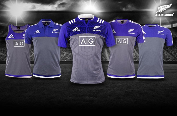 No matter what colour they wear, the #AllBlacks train to win. Get the new training range now https://t.co/fSWXgChGiL https://t.co/rLln5SemAZ