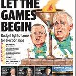 The West Australian Budget front page. https://t.co/Eckj7Qr49P